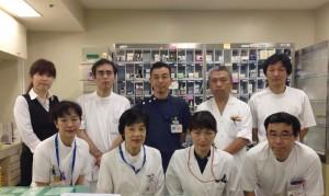 薬剤科集合写真2016.5.17