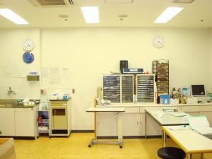 言語聴覚療法士室 1