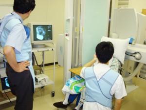 言語聴覚療法士室 2