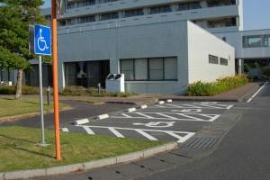 満足度調査駐車場